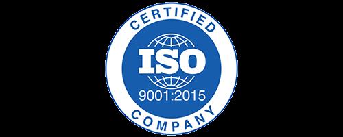ISO 9001:2015 - AB Electronics